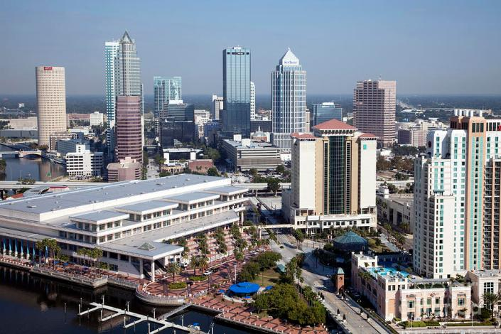 tampa-convention-center-and-skyline-bill-cobb