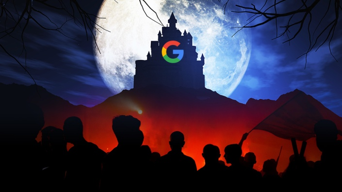 Evil-Tower-of-Google